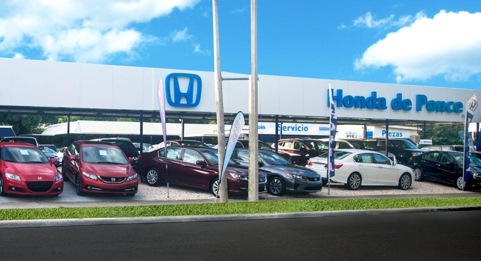 Honda de Ponce