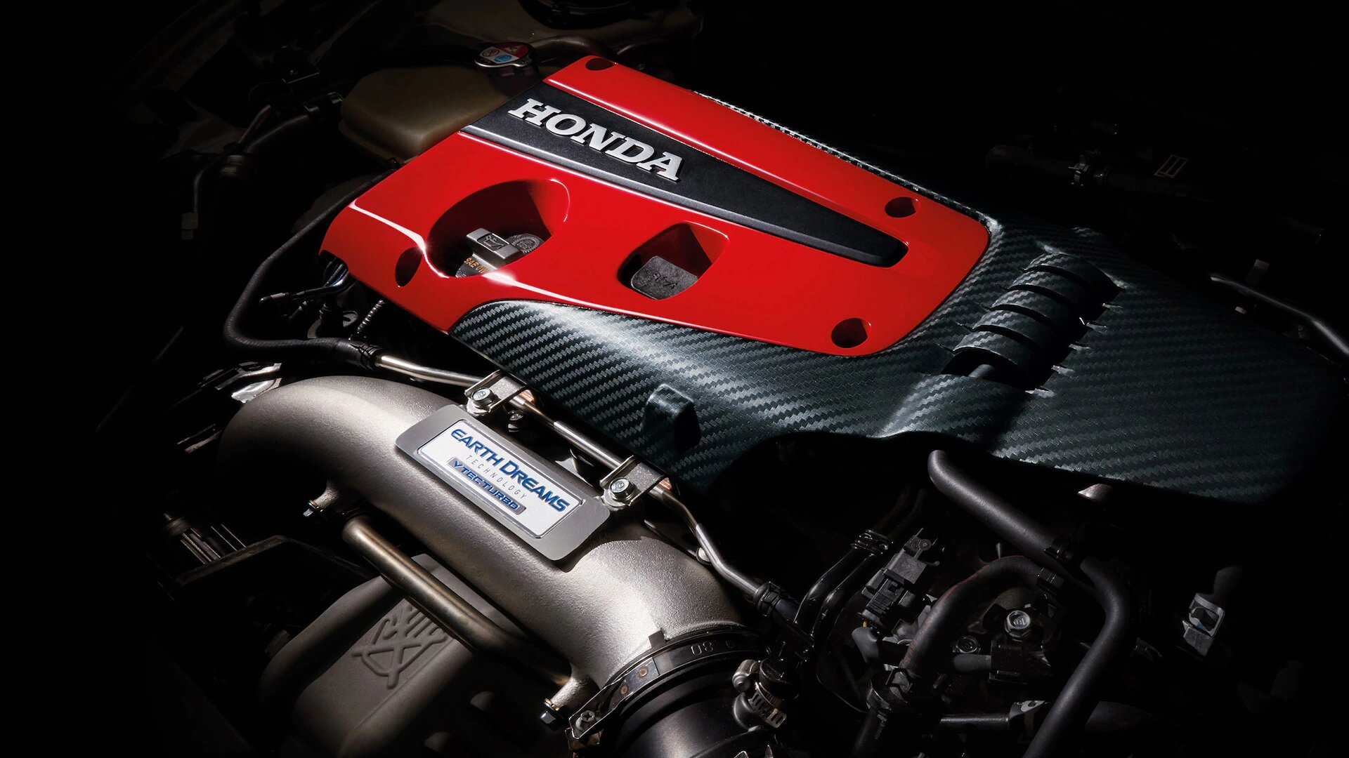 Motor 2.0L Turbo VTEC®